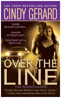 cover for OVER THE LINE