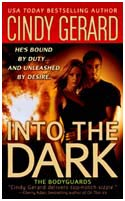 cover for INTO THE DARK